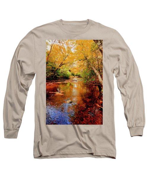 Boone Fork Stream Long Sleeve T-Shirt