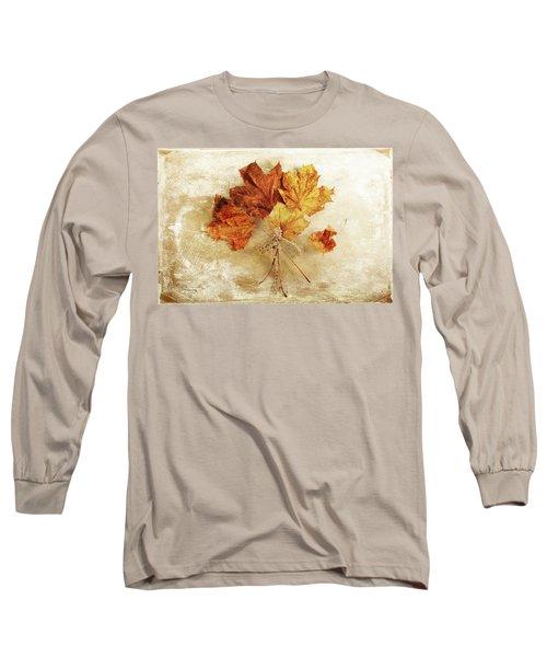Long Sleeve T-Shirt featuring the photograph Bouquet Of Memories by Randi Grace Nilsberg