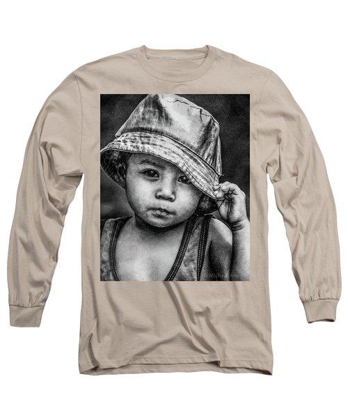 Boy-oh-boy Long Sleeve T-Shirt
