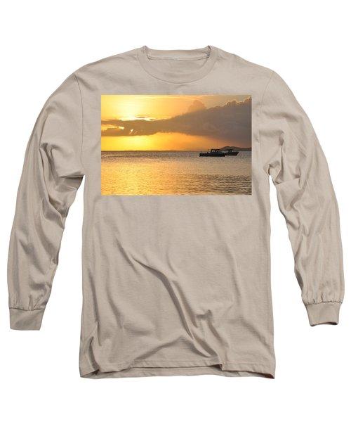 Brewers Bay Sundown Long Sleeve T-Shirt