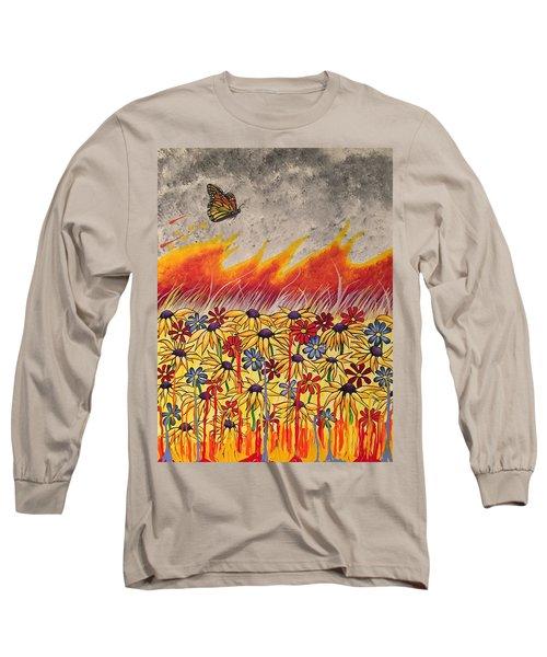 Brushfire Long Sleeve T-Shirt
