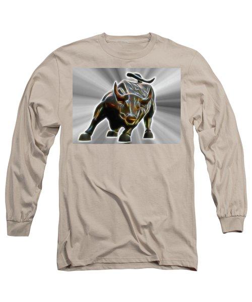 Bull Unleashed Long Sleeve T-Shirt