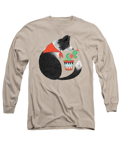 C Is For Collie Long Sleeve T-Shirt