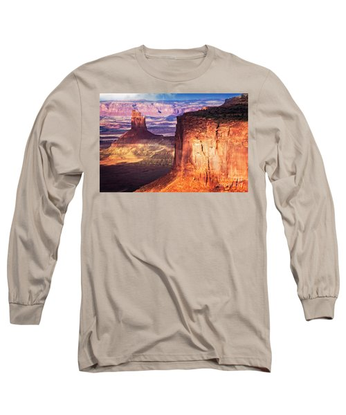 Long Sleeve T-Shirt featuring the photograph Candlestick Tower by Scott Kemper