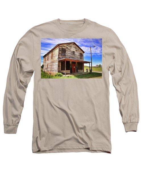 Carter's Store In Goochland Virginia Long Sleeve T-Shirt