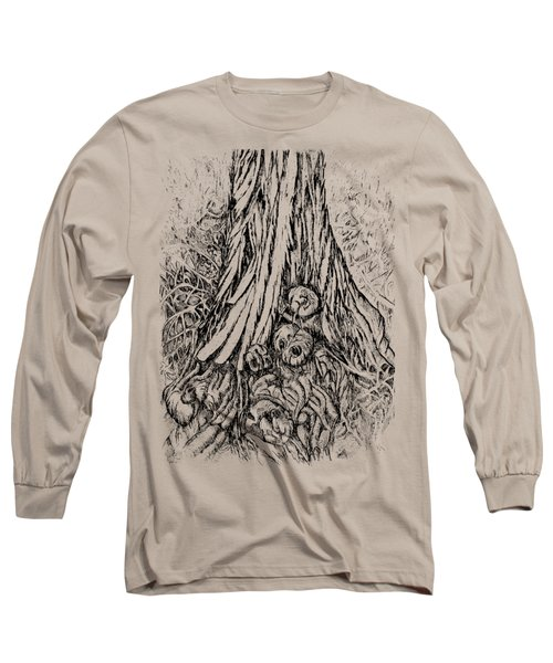 Cedar Tree Long Sleeve T-Shirt