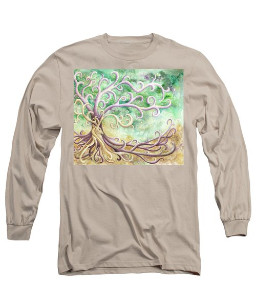 Celtic Culture Long Sleeve T-Shirt