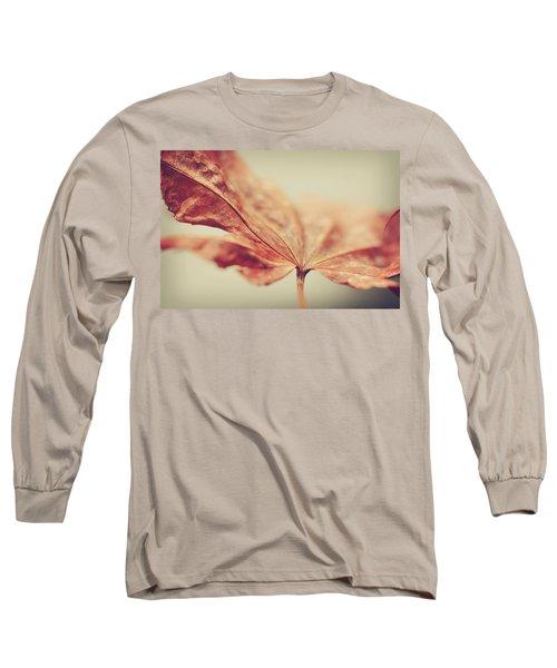 Central Focus Long Sleeve T-Shirt