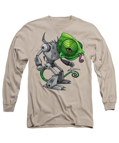 Chameleozoid Long Sleeve T-Shirt