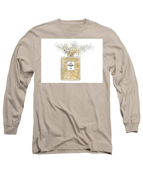 Chanel Explosion Long Sleeve T-Shirt