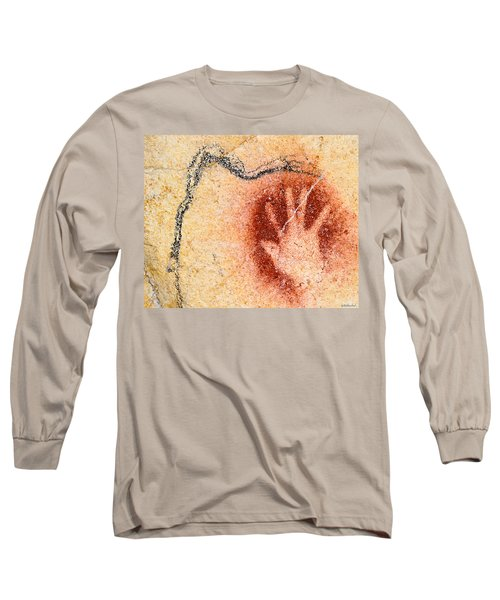 Chauvet Red Hand And Mammoth Long Sleeve T-Shirt