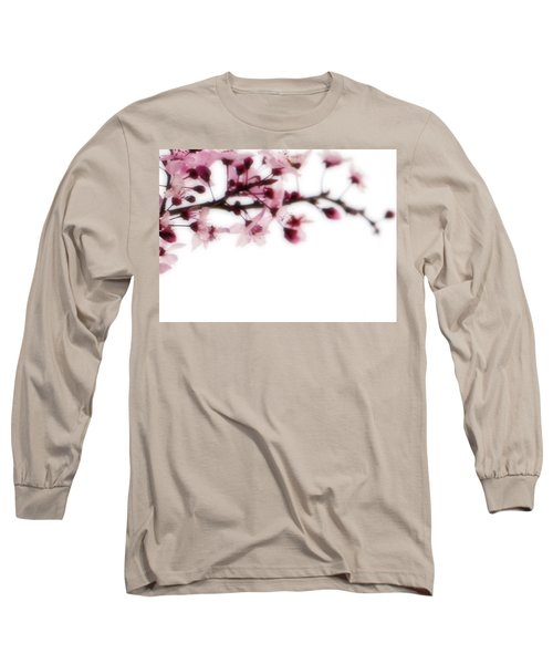 Cherry Triptych Right Panel Long Sleeve T-Shirt