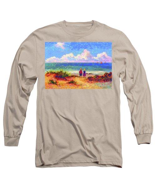Children Of The Sea Long Sleeve T-Shirt