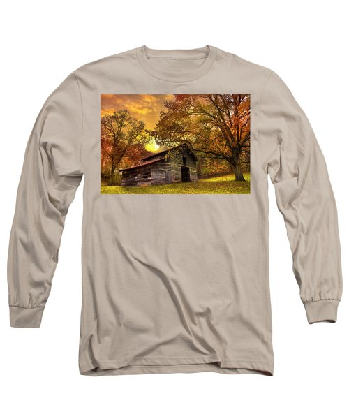 Chill Of An Early Fall Long Sleeve T-Shirt