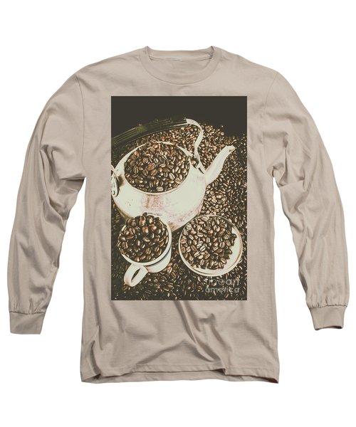 Classic Coffee  Long Sleeve T-Shirt
