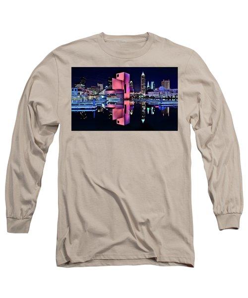 Cleveland Rocks Cleveland Rocks Cleveland Rocks Long Sleeve T-Shirt
