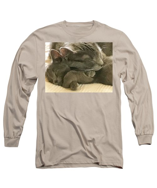 Cloud And Myst Long Sleeve T-Shirt