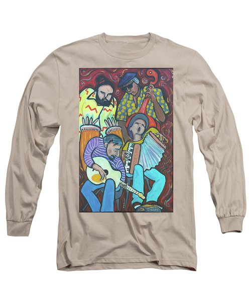Coffehouse Combo Long Sleeve T-Shirt