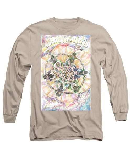 Collaborate Long Sleeve T-Shirt