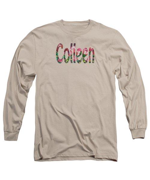 Colleen Long Sleeve T-Shirt