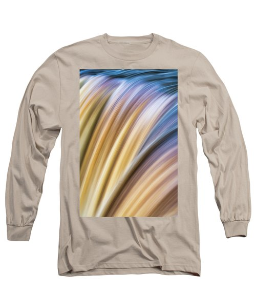 Colorful Flow Long Sleeve T-Shirt