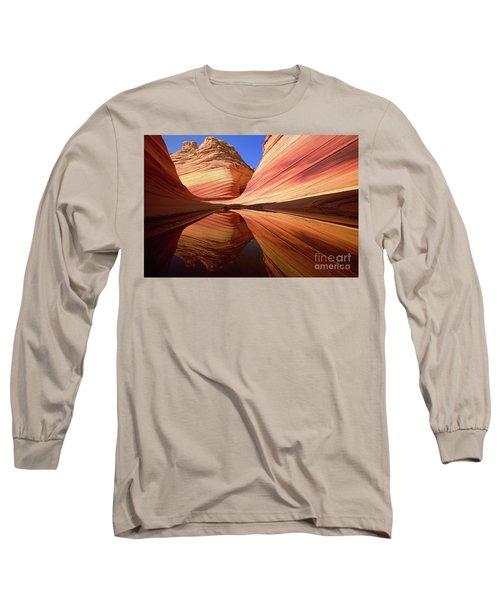 Colorful Sandstone Colorado Long Sleeve T-Shirt