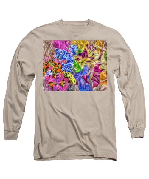 Colors From Nature Long Sleeve T-Shirt