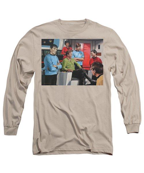 Comic Relief Long Sleeve T-Shirt