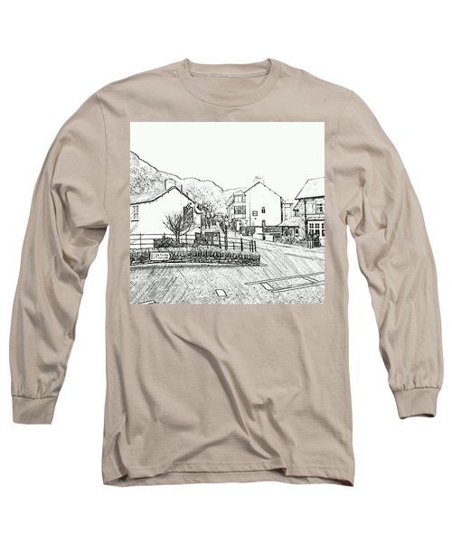 Coniston High Street Long Sleeve T-Shirt