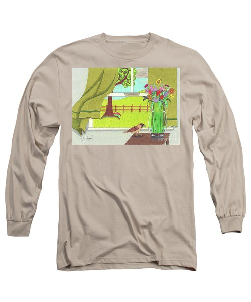 Cool Breeze Long Sleeve T-Shirt