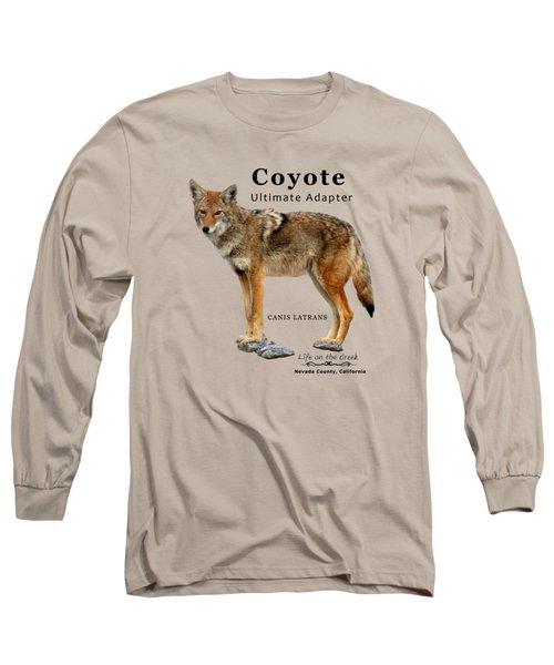 Coyote Ultimate Adaptor Long Sleeve T-Shirt