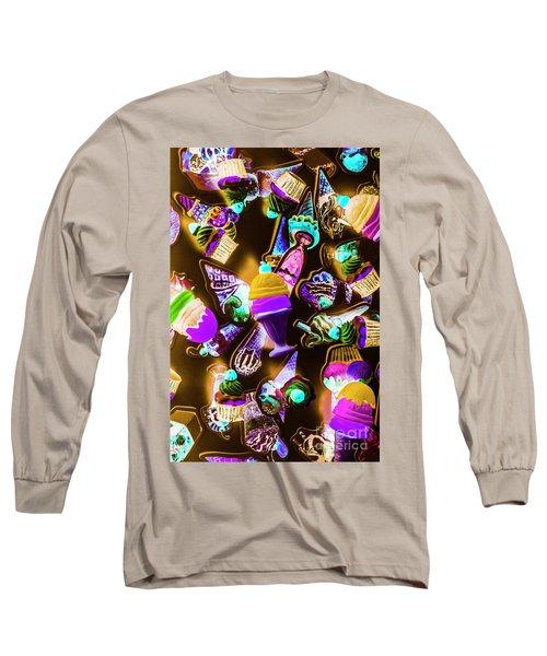 Creamery Creativity Long Sleeve T-Shirt