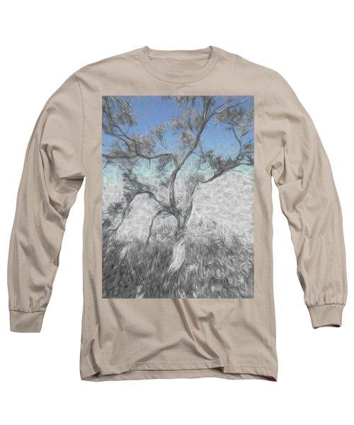 Creeping Up Long Sleeve T-Shirt