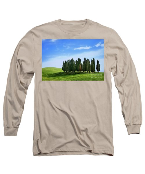 Cypress Stand Long Sleeve T-Shirt