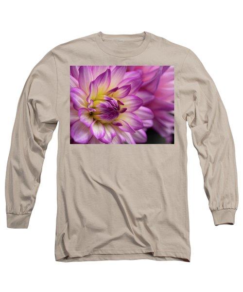 Dahlia II Long Sleeve T-Shirt