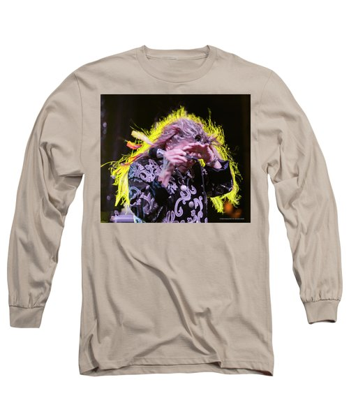 Dale Bozzio 6 Long Sleeve T-Shirt