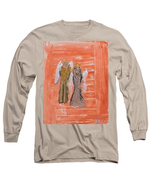 Dating Angels Long Sleeve T-Shirt