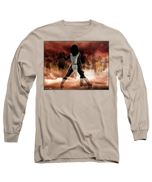 Deathstalker Vs Evil Dead Long Sleeve T-Shirt
