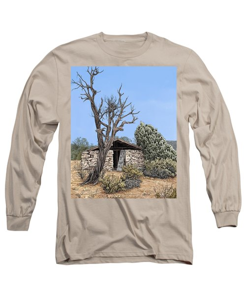 Decay Of Calamity The Half Life Of A Dream Long Sleeve T-Shirt