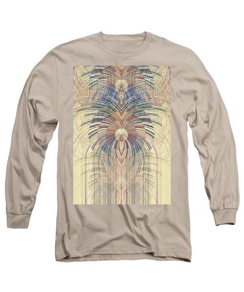 Deco Wood Long Sleeve T-Shirt