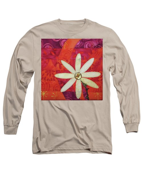 Delightful Daisy Long Sleeve T-Shirt