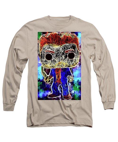 Dean Winchester Supernatural Long Sleeve T-Shirt