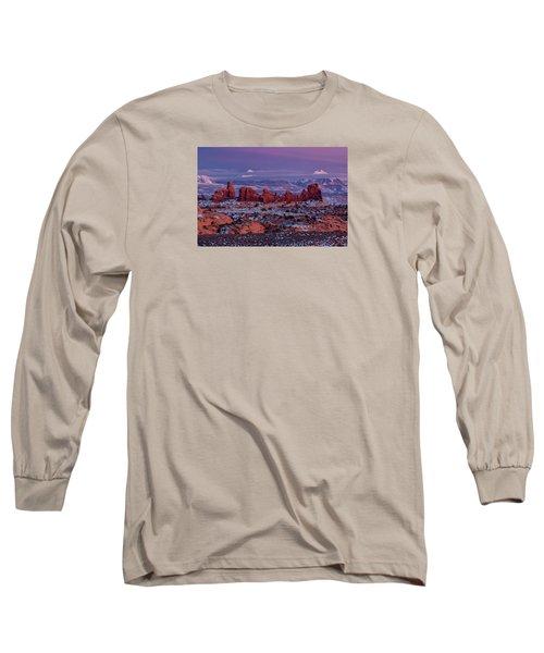 Desert Beauty 3 Long Sleeve T-Shirt