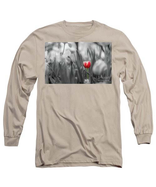 Different Long Sleeve T-Shirt