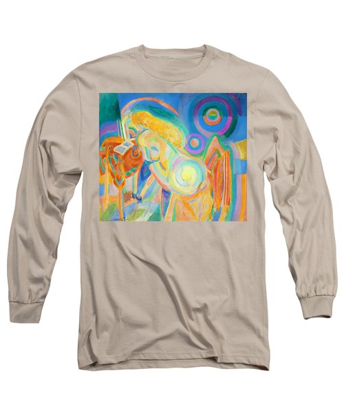 Digital Remastered Edition - Nude Toilet Long Sleeve T-Shirt