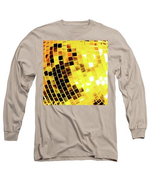 Disco Ball 3 Long Sleeve T-Shirt