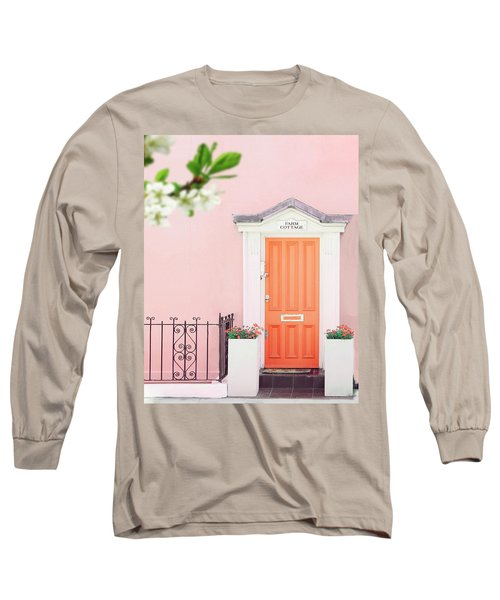 Door To Pastel Heaven Long Sleeve T-Shirt