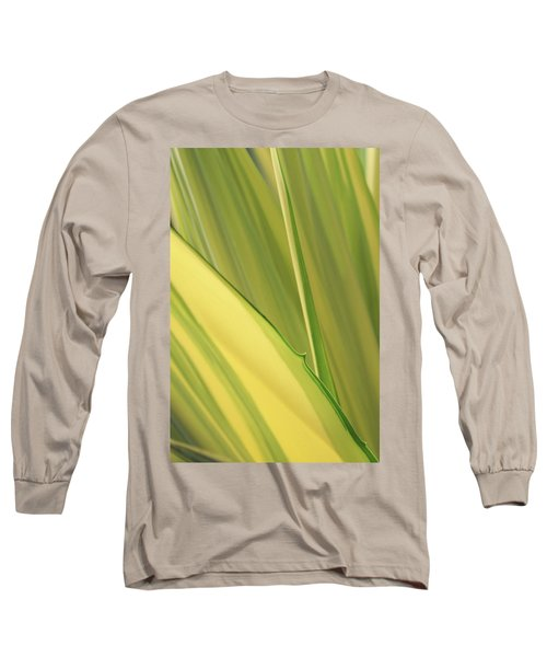 Dreamy Leaves Long Sleeve T-Shirt