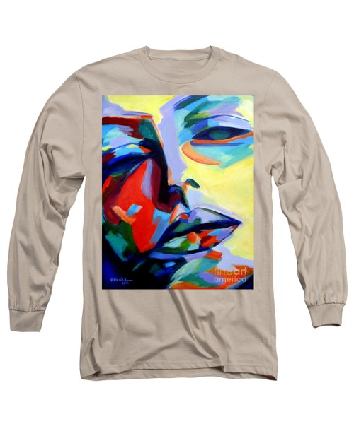 Drifting Into A Dream Long Sleeve T-Shirt