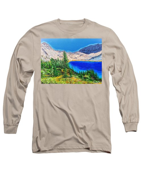 Duck Pass Long Sleeve T-Shirt